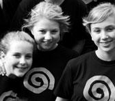 Alex, Gillian and Ella (Gondwana Voices)