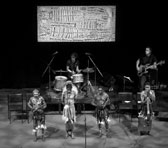 Crossing Roper Bar