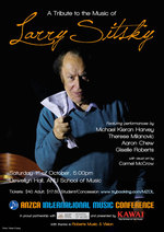 A Tribute to the Music of Larry Sitsky : ANZCA International Music Conference 2016
