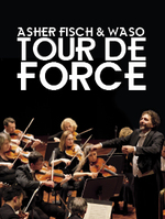 Asher Fisch & WASO: Tour de Force - Sculthorpe