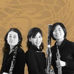 Trio D'anche Suave & Gabriella Smart : Kochi (East Wind)