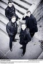 Jerusalem Quartet & Zvi Plesser