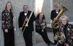 Borealis Brass Concert of Contemporary Music