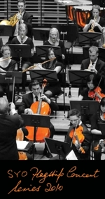 Sydney Youth Orchestra : Rhythms Earthly & Divine