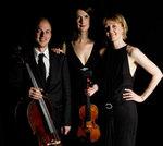 Seraphim Trio, Cronin & Campbell : coffee concert