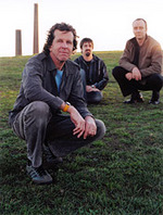 Alister Spence Trio