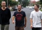 Kim Lawson Trio + Matt McMahon Trio