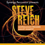 Reich & Westlake presented by Synergy Percussion