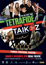 For the First Time: Tetrafide and TaikOz : Power. Precision. Passion.