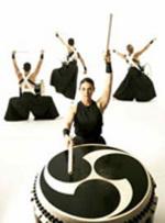 Kodô and TaikOz - Drumming workshop