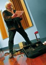 Gilmour Ensemble New Tunes Performance