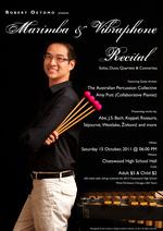 Marimba and vibraphone recital : solos, duos, quartets and concertos