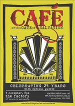 Cafe of the Gate of Salvation : Celebrating 25 years