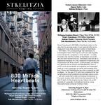 Strelitzia Piano Trio: 800 Million Heartbeats