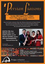 Bridges Collective: Persian Liaisons