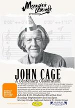 John Cage: A Centenary Celebration