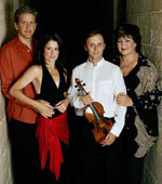 Goldner String Quartet Mother's Day Concert