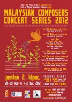 Malaysian Composers' Series, Event 4:  Ross Carey, Katia Tiutiunnik and Students