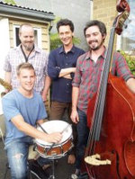 Bushfire fundraiser: Tom Vincent Quartet