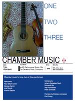 One Two Three Chamber Music