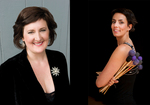 Feminine Wiles - Claire Edwardes & Anna Fraser in recital