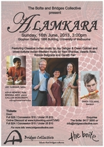 ALAMKARA :  [Sanskrit: ornamented, decorative poetic beauty]