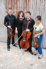 Australia Quartet : Transfigured Night