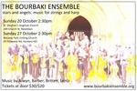 The Bourbaki Ensemble: stars and angels
