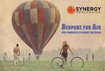 Synergy Percussion Bespoke for Air : New thoughts in sound for radio
