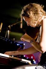 Rae Howell in recital