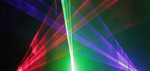 New Wave: Sound - Robin Fox RGB Laser Show