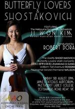 Butterfly Lovers & Shostakovich