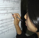 Cikada: Liza Lim : Huddersfield Contemporary Music Festival