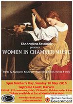 Arafura Ensemble: Women in Chamber Music