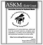 Virtuoso Piano Recital : ASKM Gold Coast