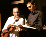 Concert For Violin And Electronics - C.M. Rizzi & N. Monopoli