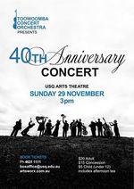 TCO 40th Anniversary Concert