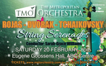 TMO Start 2016 With Sumptuous String Serenades