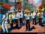 Berry Jazz: Children's Second-Line Workshop & Parade