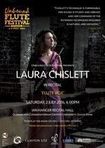 UNBOUND Flute Festival - Laura Chislett
