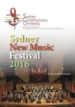 Sydney New Music Festival 2016 - Chamber music [open rehearsals]