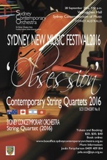 Contemporary String Quartets