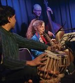 Schools concert and workshop: Sandy Evans Indian Project - World Music and Jazz