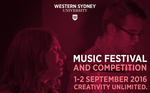 Music Festival: Creativity Unlimited 2016