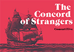 The Song Company: The Concord of Strangers