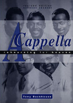 A cappella, rehearsing for heaven
