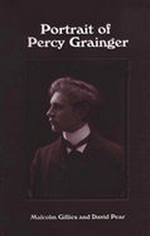 Portrait of Percy Grainger