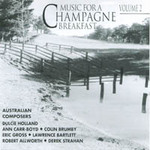 Music for a champagne breakfast. Volume 2