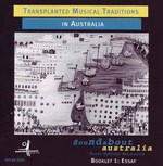 Transplanted musical traditions in Australia.