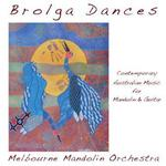 Brolga dances